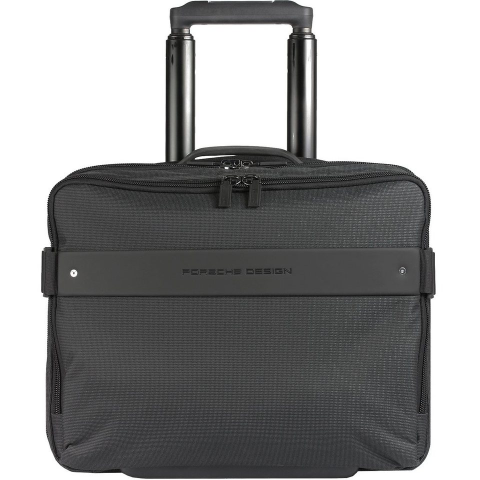 Porsche Design Cargon 2.5 BriefBag M Aktentasche 43 cm in dark grey