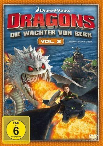 DVD »Dragons - Die Wächter von Berk, Vol.2«