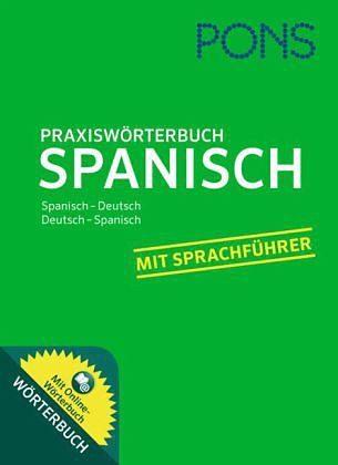 Audio CD mit DVD »PONS Praxiswörterbuch Spanisch«