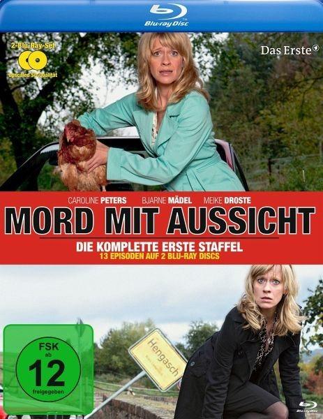 Blu-ray »Mord mit Aussicht - Die komplette 1. Staffel...«