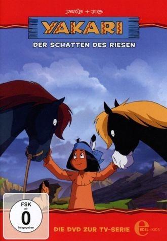 DVD »Yakari - Der Schatten des Riesen«
