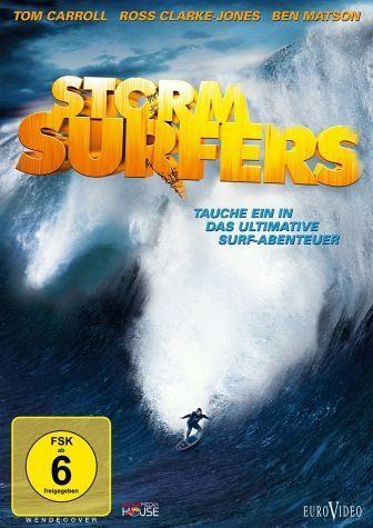 DVD »Storm Surfers 3D (OmU)«