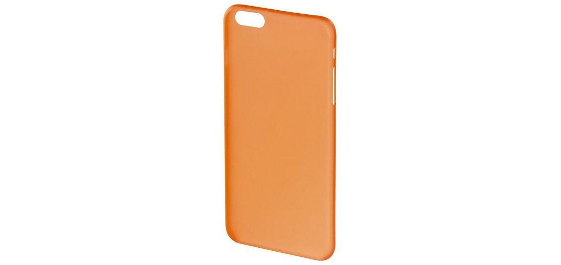 Hama Cover Ultra Slim für Apple iPhone 6/6s, Orange