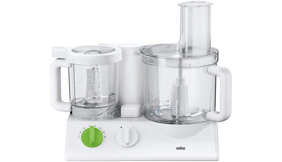 Braun Kompakt-Küchenmaschine »FX 3030«, 2 Liter, 600 Watt