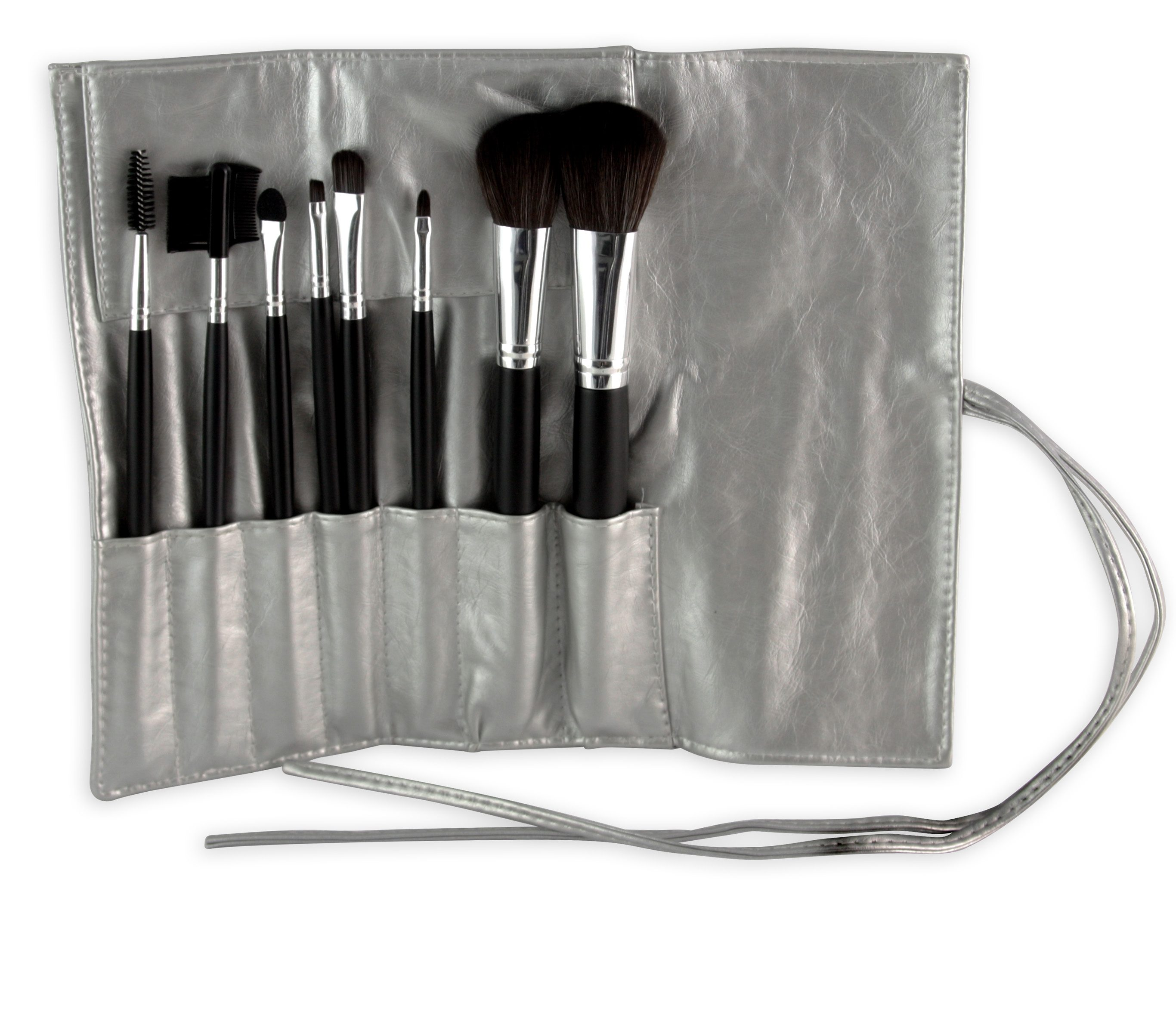 »Brush Up Yourself«, Pinselset mit Tasche