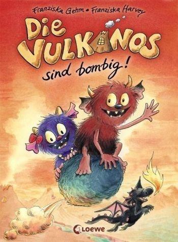 Gebundenes Buch »Die Vulkanos sind bombig! / Vulkanos Bd.2«