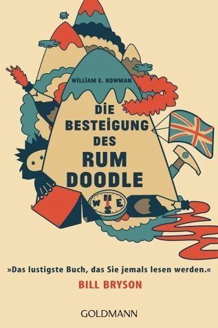 Broschiertes Buch »Die Besteigung des Rum Doodle«