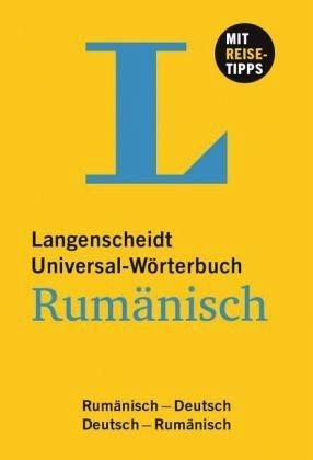 Buch mit Kunststoff-Einband »Langenscheidt Universal-Wörterbuch Rumänisch«