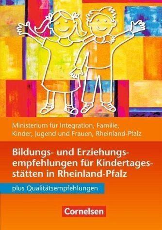 Broschiertes Buch »Bildungs- und Erziehungsempfehlungen für...«