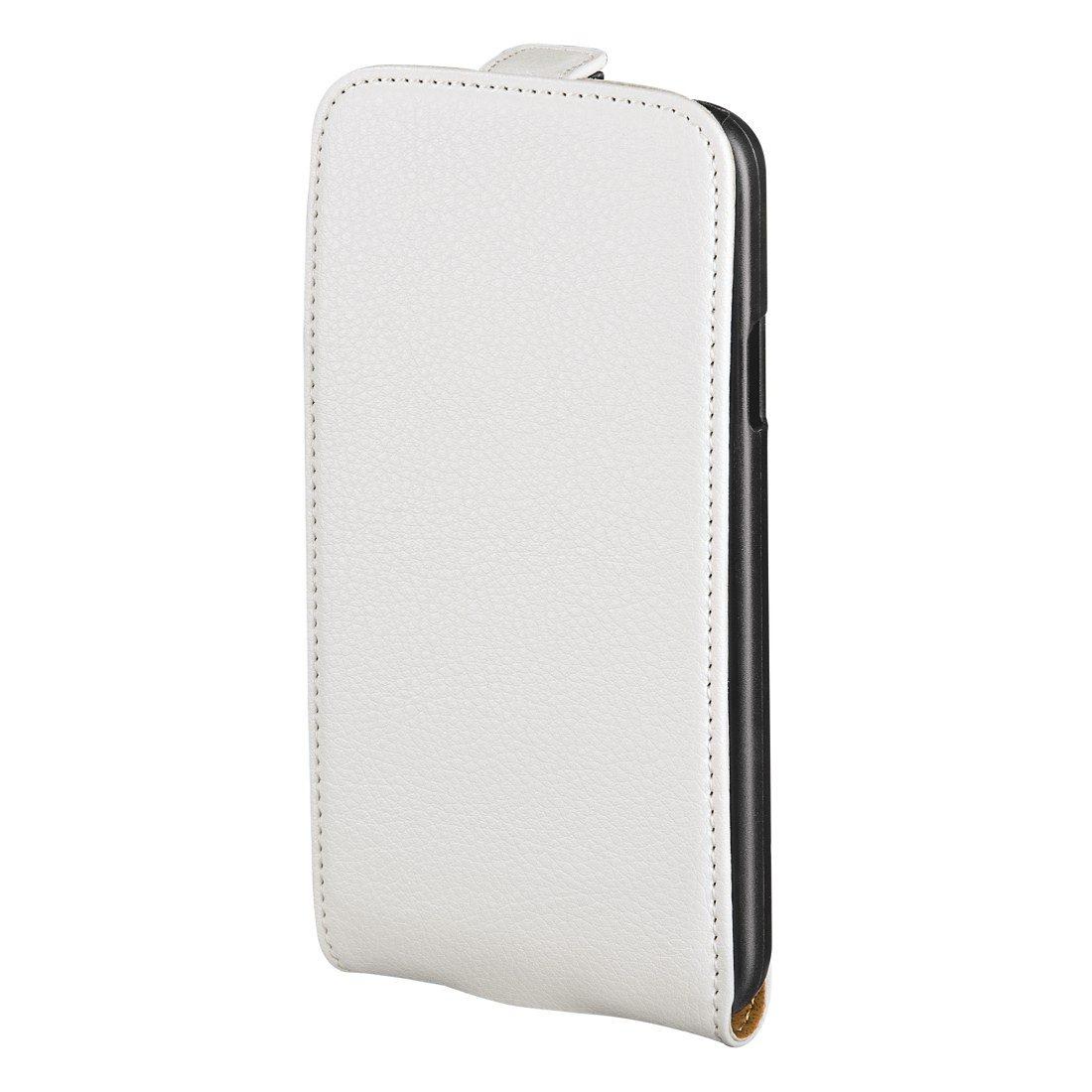 Hama Flap-Tasche Smart Case für Apple iPhone 6, Weiß