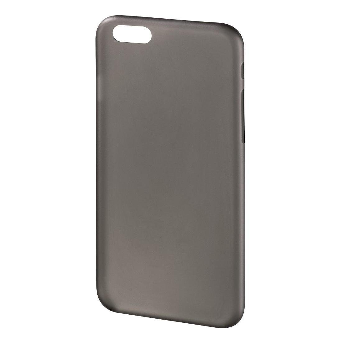 Hama Cover Ultra Slim für Apple iPhone 6/6s, Schwarz