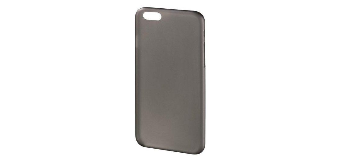 Hama Cover Ultra Slim für Apple iPhone 6/6s, Schwarz
