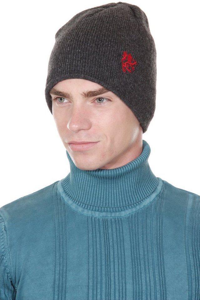 OBOY Streetwear Mütze in anthrazit