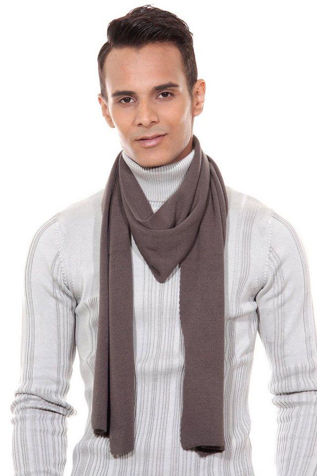 OBOY Streetwear Schal in anthrazit