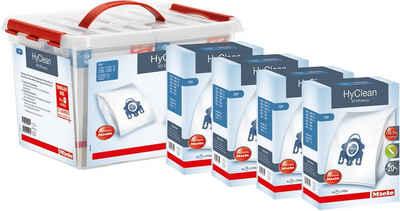 Miele Staubsaugerbeutel Sorglos-Box HyClean 3D Efficiency GN, passend für MIELE