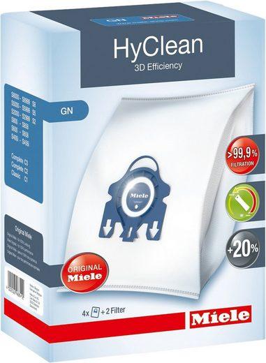 Miele Staubsaugerbeutel HyClean 3D Efficiency GN, passend für MIELE