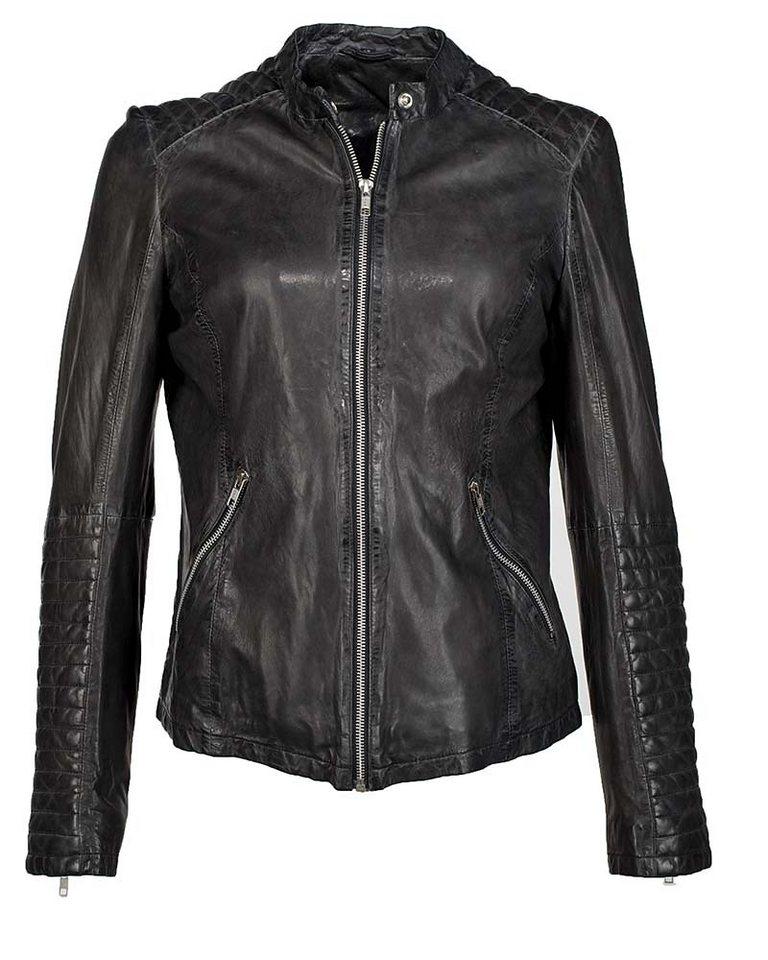 JCC Lederjacke, Damen »Pipa« in black