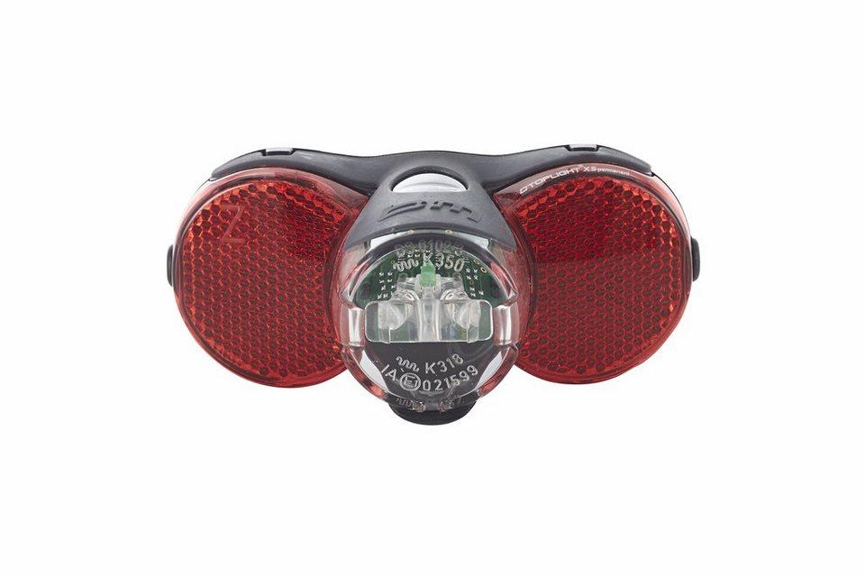 Busch + Müller Fahrradbeleuchtung »D-Toplight XS permanent Batterie-Rücklicht«