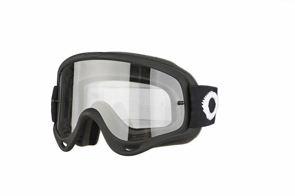 Oakley Radsportbrille »O Frame MX« in schwarz