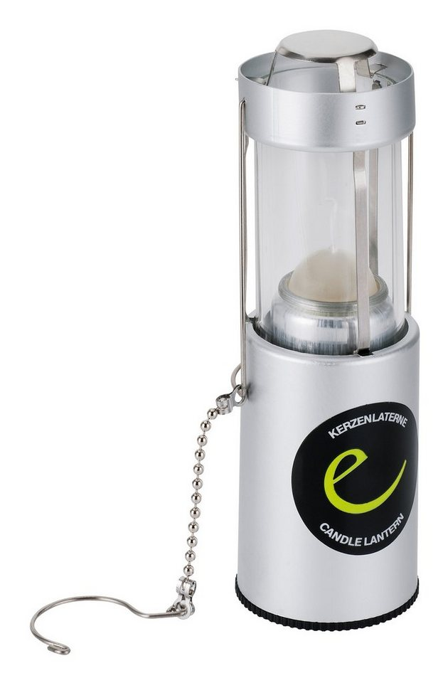 Edelrid Camping-Beleuchtung »Candle Lantern II« in silber