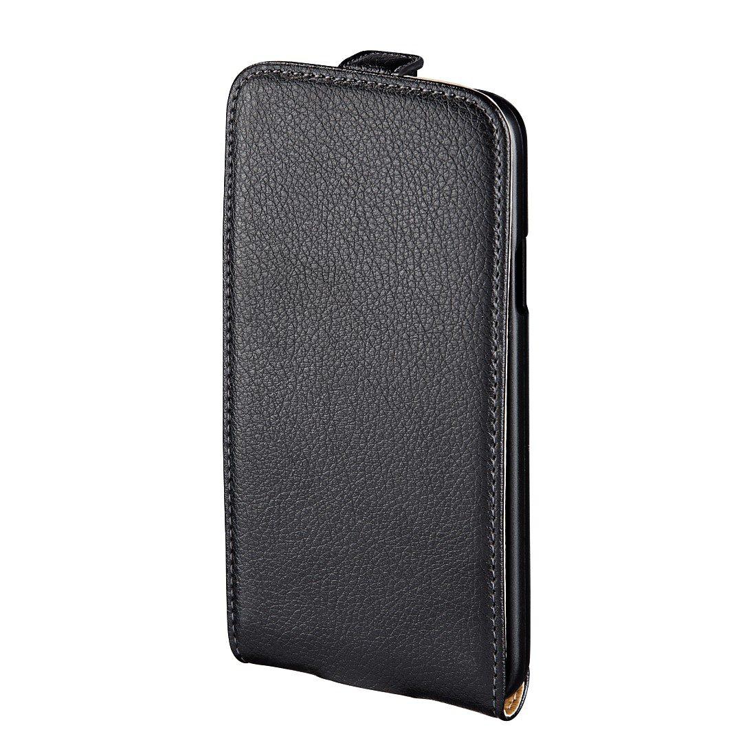 Hama Flap-Tasche Smart Case für Samsung Galaxy S5 mini, Schwarz