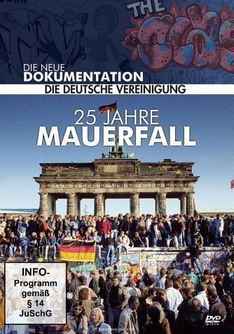 DVD »25 Jahre Mauerfall«