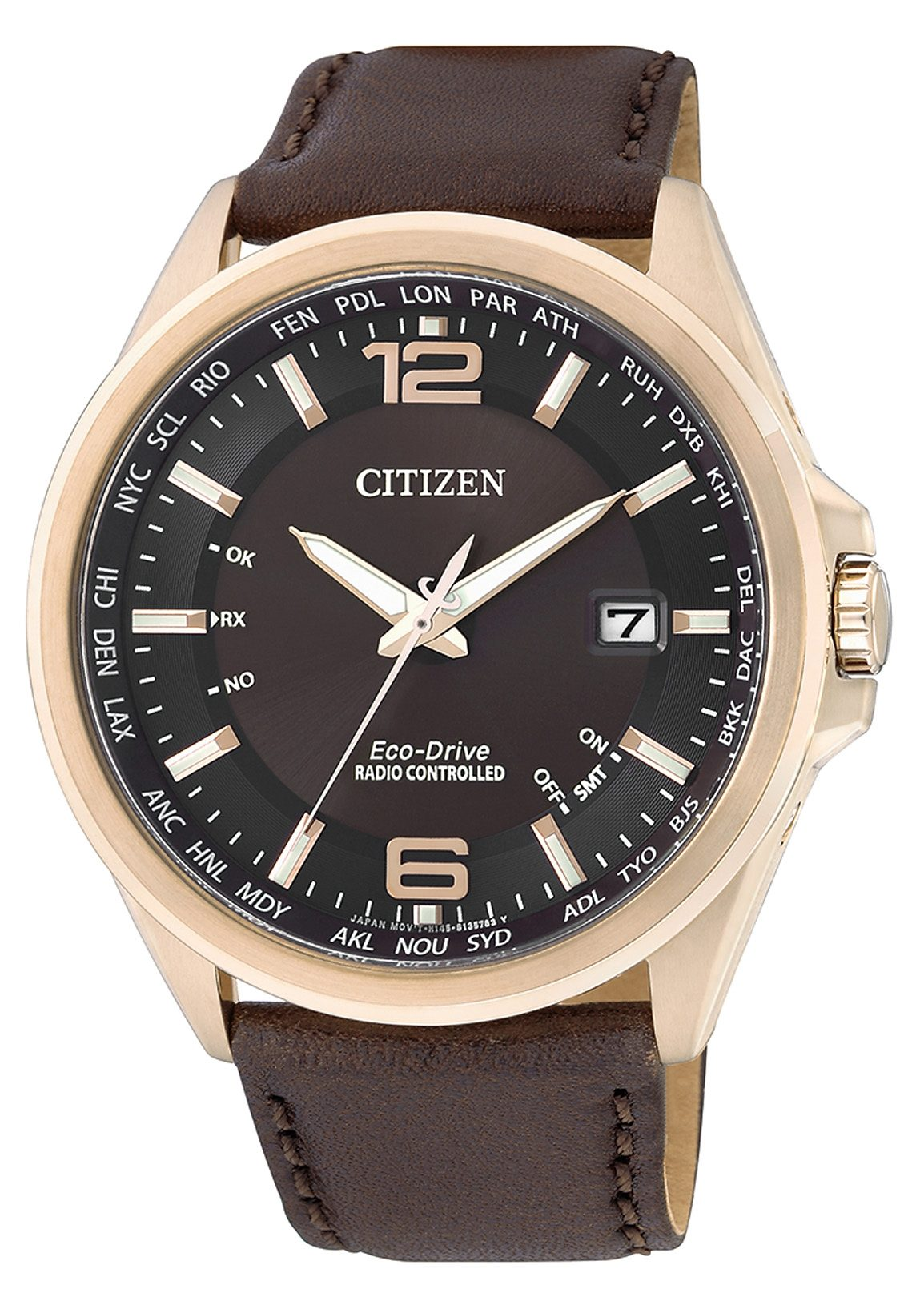 Citizen Funkuhr »CB0017-03W«