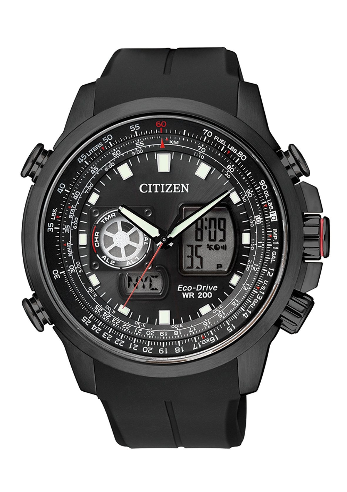 Citizen Chronograph »JZ1065-05E«