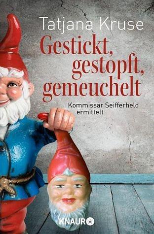 Broschiertes Buch »Gestickt, gestopft, gemeuchelt / Kommissar...«