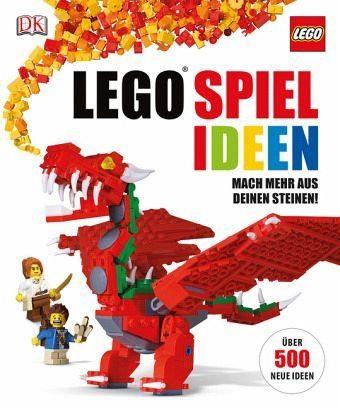 Gebundenes Buch »LEGO® Spiel-Ideen«