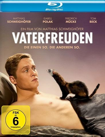 Blu-ray »Vaterfreuden«