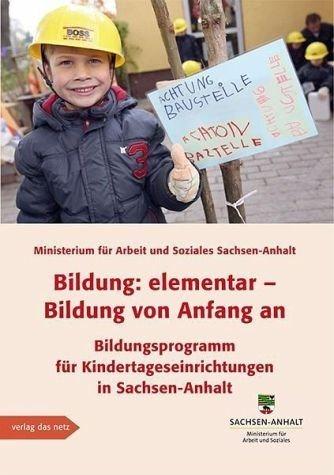 Broschiertes Buch »Bildung: elementar - Bildung von Anfang an«