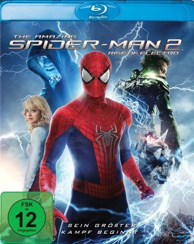Blu-ray »The Amazing Spider-Man 2: Rise of Electro«