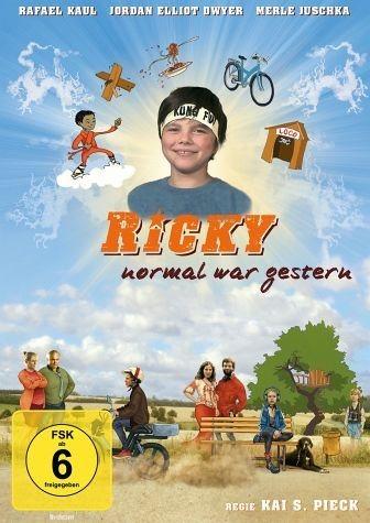 DVD »Ricky - Normal war gestern«