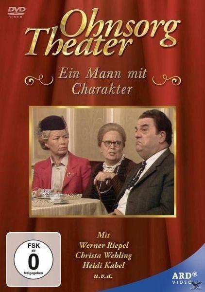 DVD »Ohnsorg Theater: Ein Mann mit Charakter«