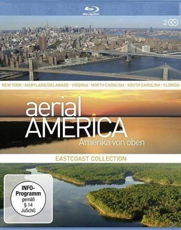 Blu-ray »Aerial America - Amerika von oben: Eastcoast...«