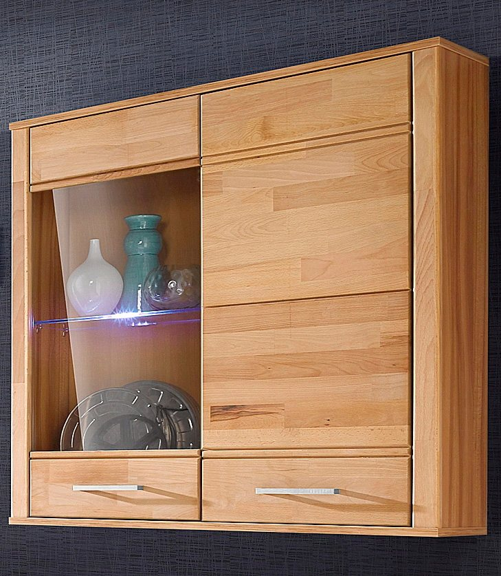 h ngevitrine sandra breite 100 cm online kaufen otto. Black Bedroom Furniture Sets. Home Design Ideas