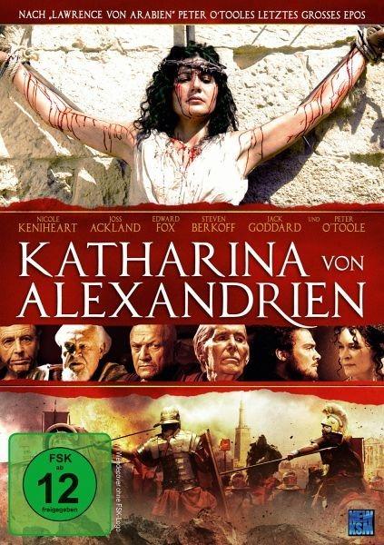 DVD »Katharina von Alexandrien«