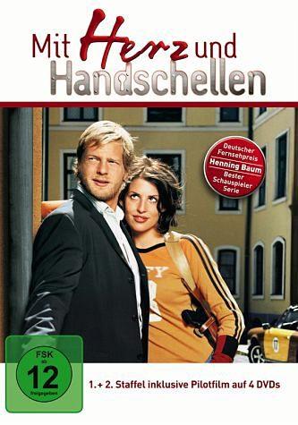 DVD »Mit Herz und Handschellen - Alle Folgen der 1....«