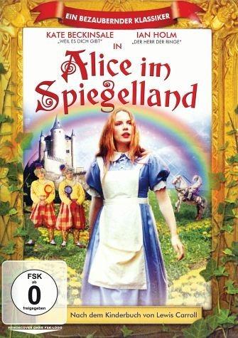 DVD »Alice im Spiegelland«