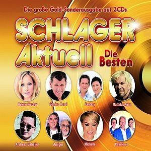 Audio CD »Various: Schlager Aktuell-Die Besten«