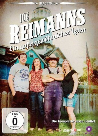 DVD »Die Reimanns - Ein außergewöhnliches Leben:...«