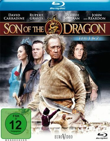 Blu-ray »Son of the Dragon«