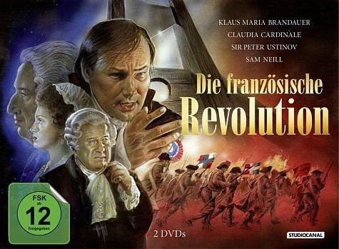 DVD »Die Französische Revolution (Special Edition,...«