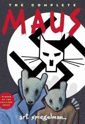 Broschiertes Buch »The Complete Maus«