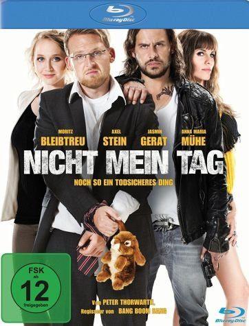 Blu-ray »Nicht mein Tag«
