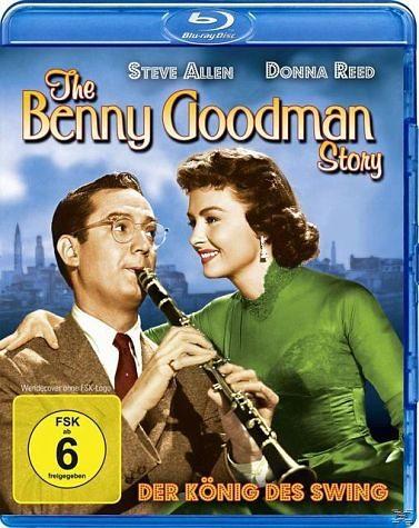 Blu-ray »Die Benny Goodman Story«