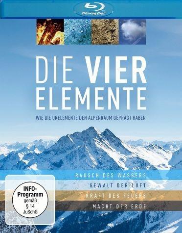 Blu-ray »Die vier Elemente - Wie die Elemente den...«