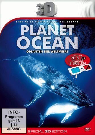 DVD »Planet Ocean - Giganten der Weltmeere (Special...«