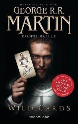 Broschiertes Buch »Das Spiel der Spiele / Wild Cards Bd.1«